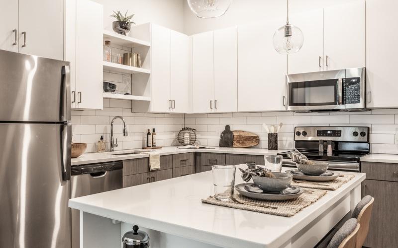 New Modern Kitchens