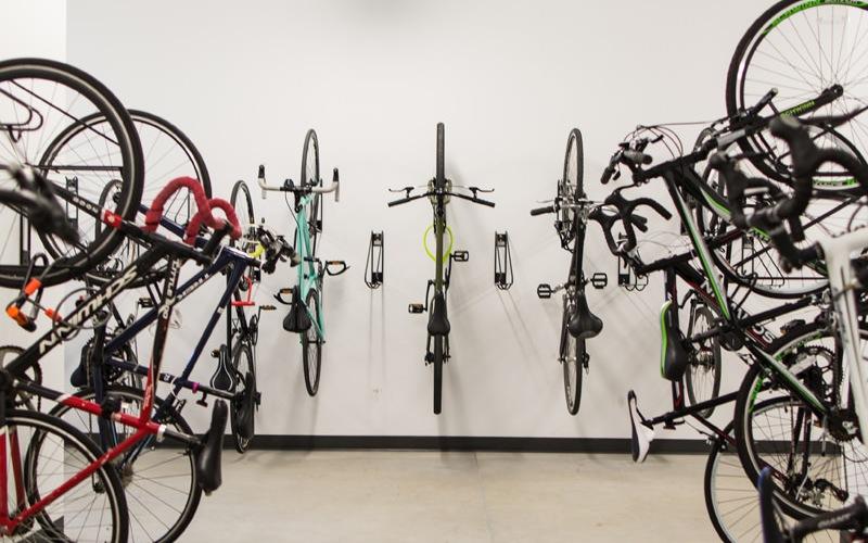 Bike Parking & Storage
